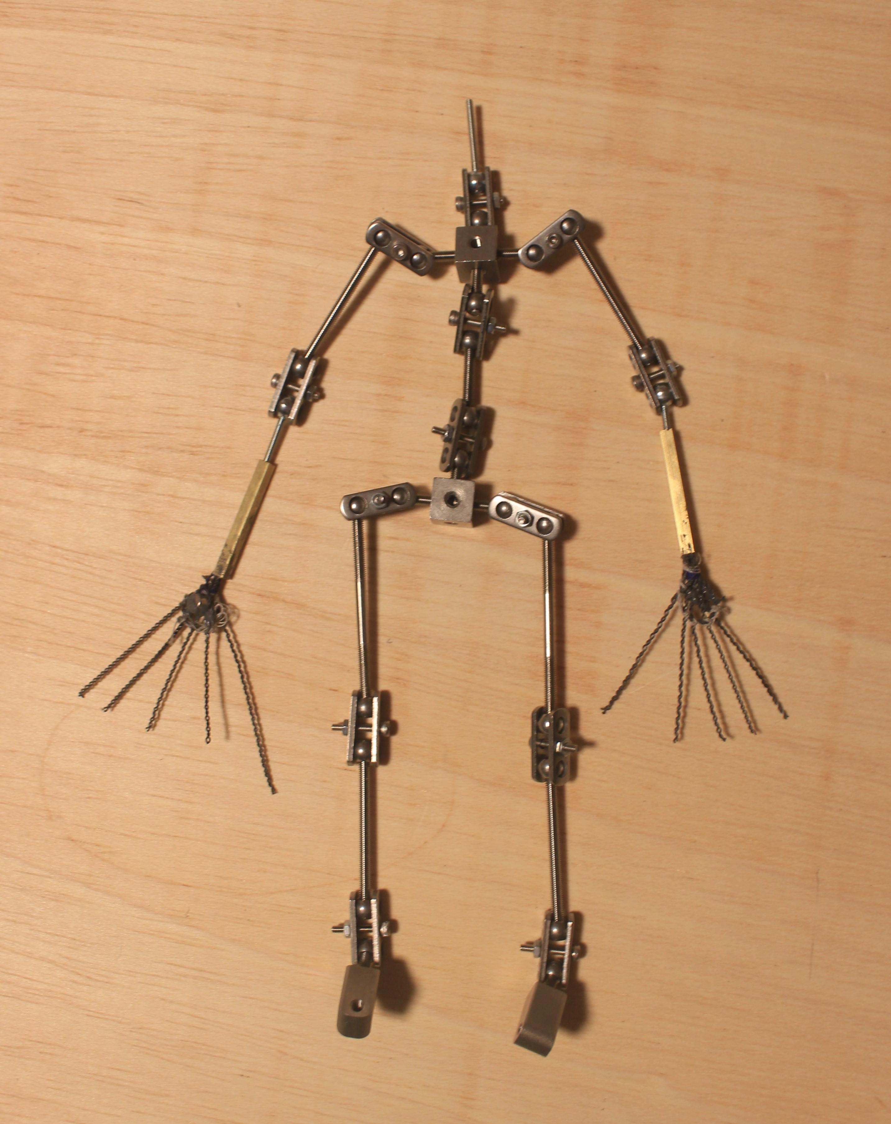 Goblin armature