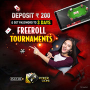 Get ready to beat your opponents at the online poker table and win