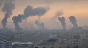 May 12th, 2021 - Gaza Pounded by IAF Strikes