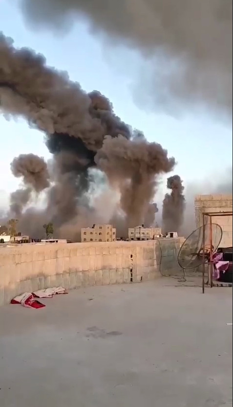 May 12th, 2021 - IAF Bombing Targets in Khan Younis