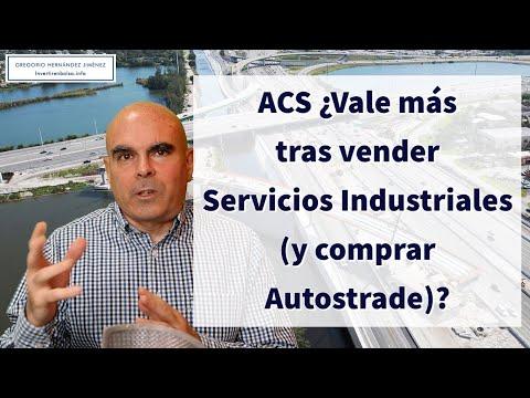 ACS: ¿Vale más tras vender Servicios Industriales? (y comprar Autostrade, quizá)