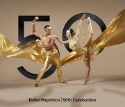 Ballet Hispánico 50th Celebration FREE Virtual Premiere
