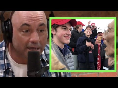 "Joe Rogan on the ""MAGA"" Kids Controversy"