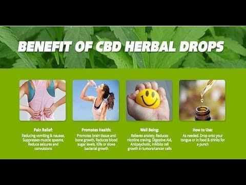 Hempworx CBD Oil In The News!!