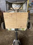 Continental engine mount