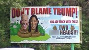Hilarious 'Vulgar' Anti-Biden Sign has Dems in Uproar