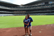 view of field at Minute Maid Park