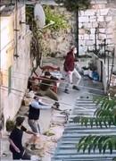 Jerusalem: Jews Shooting and Throwing Rocks Against Arab Lynch Mob