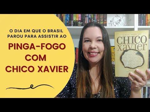 PINGA-FOGO COM CHICO XAVIER: o Brasil parou para assistir
