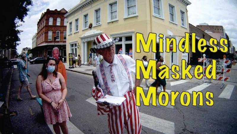 Mindless Masked Morons