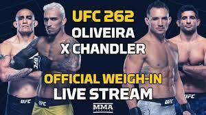 UFC 262 Chandler vs Oliveira Live Stream Free