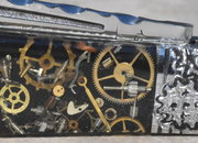 Time Keeper detail by Tuna Valley in collaberation with Finney Knives by Paul S