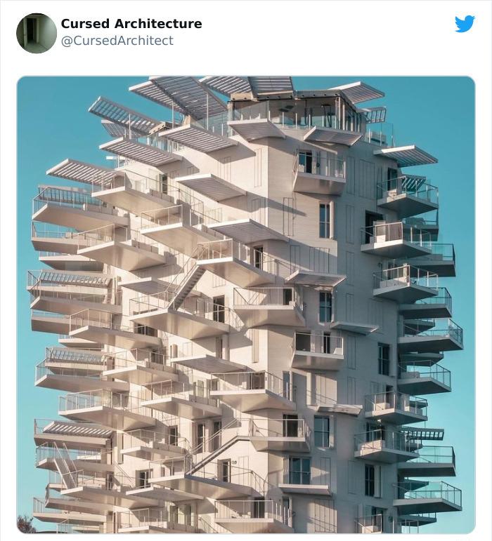 არქიტექტურა, კაზუსი, შეცდომა, იუმორი, მიქარვა, qwelly, architecture