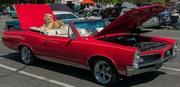 40th Annual Peach Blossom BOPC Car Show