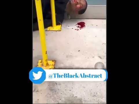 Video: Lil Reese Apparently was Beat Up After Getting Shot And Stealing Someone's Car