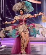 Miss Universe 2021 Contestants Compete in Elaborate Costumes You Have to See to Believe