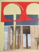 Circles and ancient columns