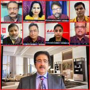 AAFT University Invited Veteran Journalists to Speak on Roles And Responsibilities