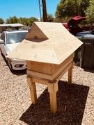 Long hive build