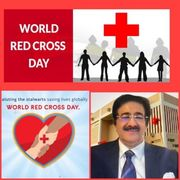 World Red Cross Day Celebrated at Marwah Studios