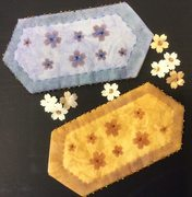 Virtual Crafting - Introduction to making a Japanese folded patchwork spectacle or rotary cutter case
