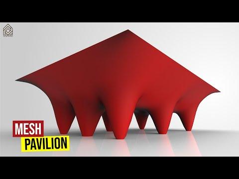 Mesh Pavilion
