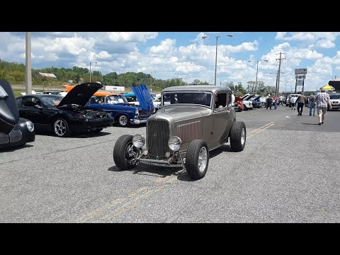 Chariots Of Fire Car Show May 2021 Walk About