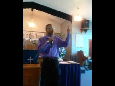 Apostle Louis Gordon Jr- Grace On Purpose Ministries It.
