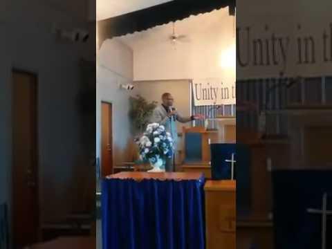 Apostle Louis Gordon Jr- Kingdom Unity