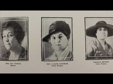 A look at a few women in El Paso Police Department history