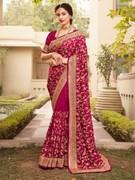 Latest Collection of Wedding Saree