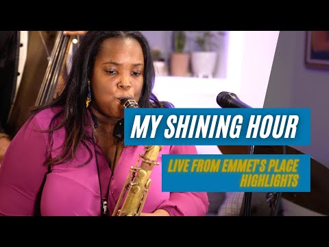 Emmet Cohen w/ Camille Thurman | My Shining Hour
