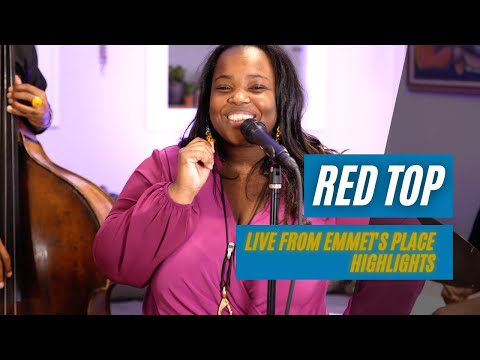 Emmet Cohen w/ Camille Thurman | Red Top