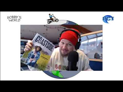 Robby's World 012  -  I'm A Linda Martian! Solo Podcast
