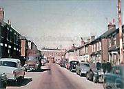 Clarendon Road, Hornsey Park,  c1960