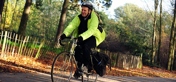 Cycling study transforms heart health of dialysis patients