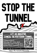 """""""Stop the Tunnel"""" demonstration"""