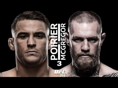 UFC 264 FREE FIGHT: McGregor vs Poirier 3 will battle for a third time at on July 10, 2021