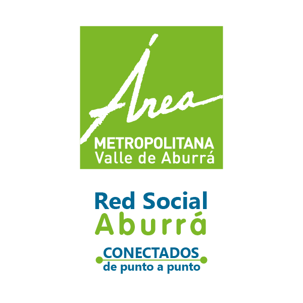 Red Social Aburrá Logo