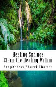 Healing Springs: Claim The Healing Within