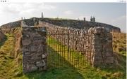 Gaeltacht Thiar Thìr Chonaill .paintout out in Fál Carrach