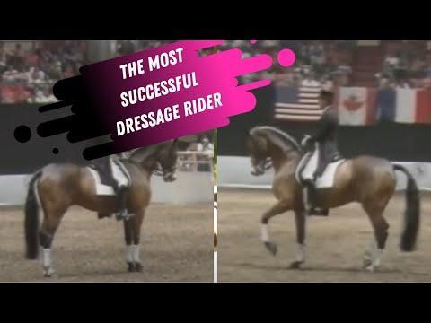 The Most Successful Dressage Rider In The World - Dr. Reiner Klimke