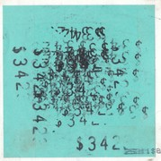 Roussopoulos' mostly asemic