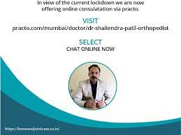 Dr.Shailendra Patil|Chat Online Now With Best Knee Replacement Surgeon in Thane