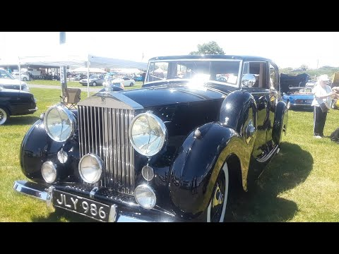 The Stories Behind These Rolls Royce By Lloyd Of the Rolls Royce Foundation
