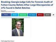 Georgia Audit