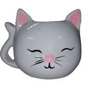 Baby Cat Resin Planter Pot