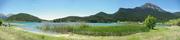 Λίμνη Δόξα- Πανοραμική 4 λήψεων