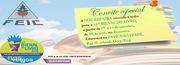 Lançamento do livro HOMEOPATIA E ENERGIA NA XV BIENAL DO LIVRO- RJ