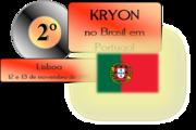2º Evento KRYON NO BRASIL em Portugal - TECENDO A NOVA MALHA DO AMOR IRRESISTÍVEL!